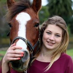 Hannah Giles from Auckland