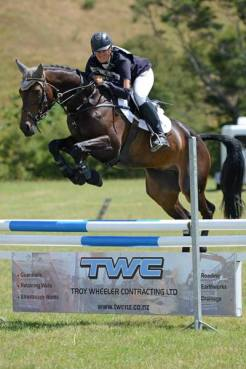 Balmoral Henton produced to 2** eventing