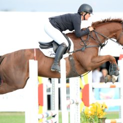 Donna Edwards-Smith rides DSE Cluny in the Eventing CCI3*, Land Rover Horse of the Year 2020, HB A&P Showgrounds, Hastings, Hawke's Bay, Friday, March 13, 2020 Credit: KAMPIC / Sarah Lord **NO MEDIA, SPONSOR, OR COMMERCIAL USE**